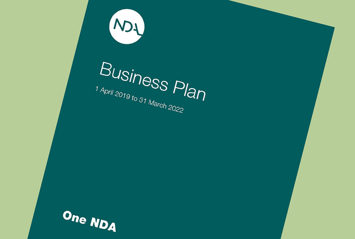 Nuclear Decommissioning Authority: Business Plan 2019 to 2022