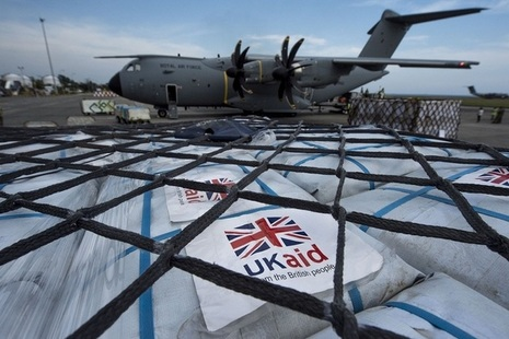 UK aid in Indonesia