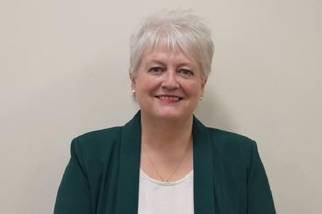 Dr Gillian Fairfield, DBS Chairman