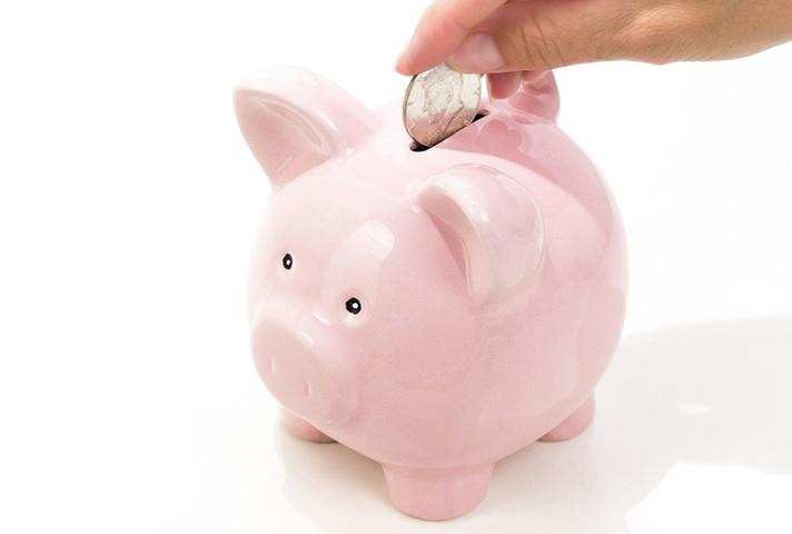 A piggy bank