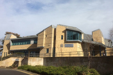 Image of Shrewsbury Justice Centre