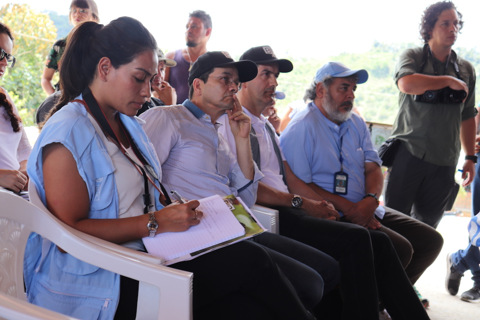 Reintegration Initiative in Anorí, Colombia (UN Photo)