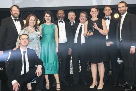image showing the Highways England Marketing team