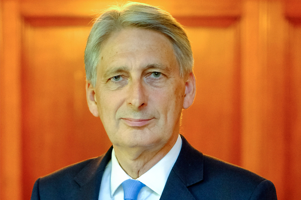 Belt and Road Forum: Philip Hammond's speech