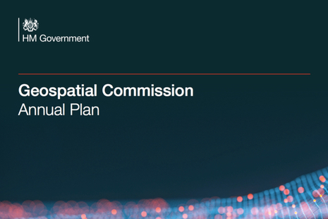 Geospatial Commission Annual Plan