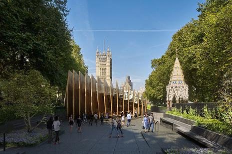 UK Holocaust Memorial design