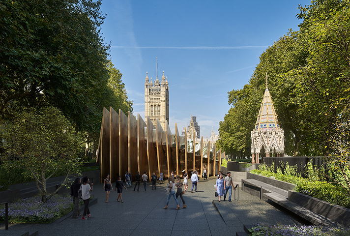 UK Holocaust Memorial design