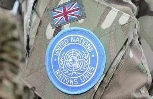 UK Peacekeepers