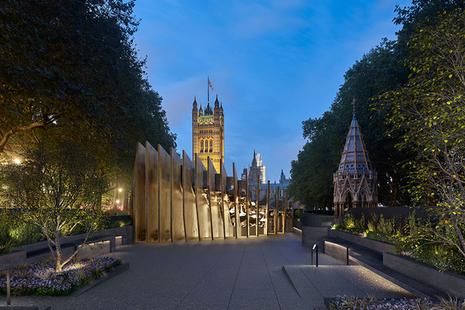 UK Holocaust Memorial