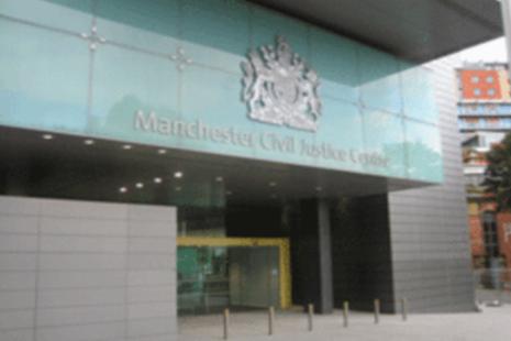Manchester Civil Justice Centre building