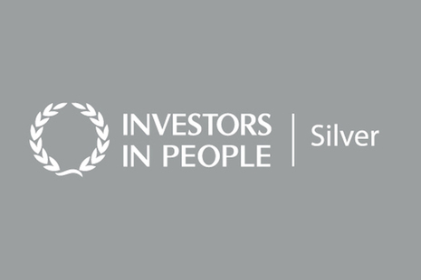image of: investors in people logo silver