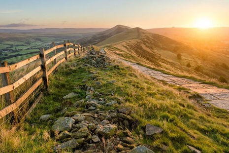 Peak District. Credit: Getty Images