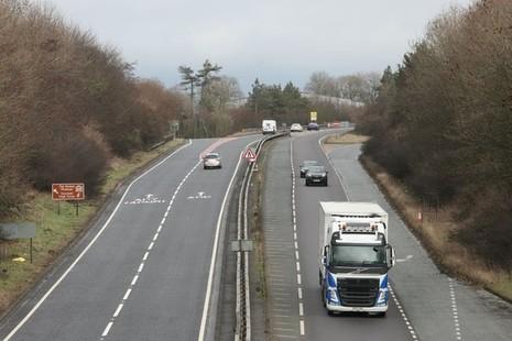 A66 trans-Pennine route