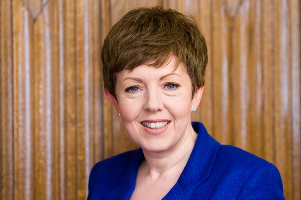 Photograph: Charity Commission Chair, The Rt Hon Baroness Stowell of Beeston MBE