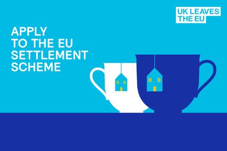 EU Settlement Scheme poster