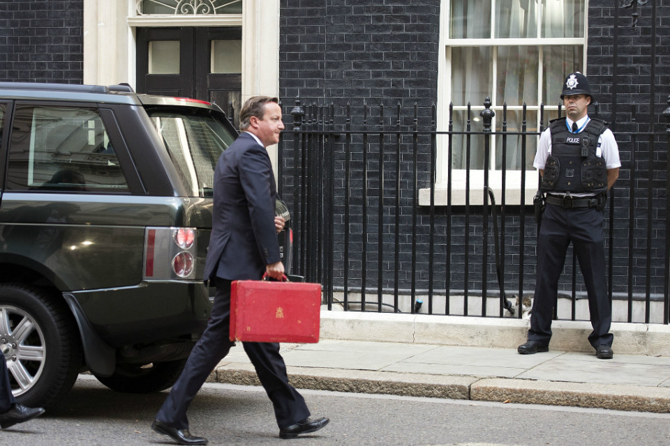 PM returning to Downing Street
