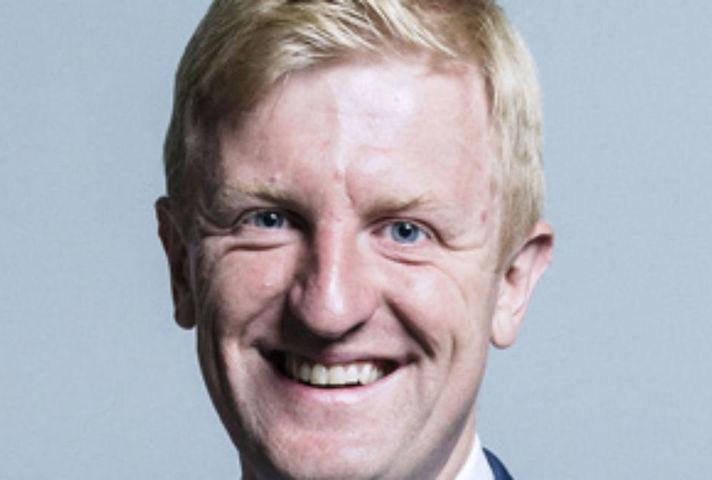Portrait image of Oliver Dowden
