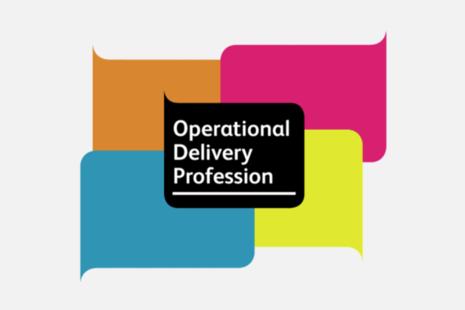 Operational Delivery Profession logo