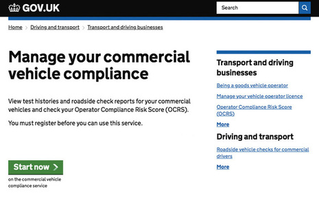 Traffic Commissioners for Great Britain - GOV UK