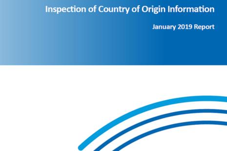 COI Report Cover