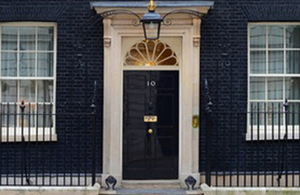 Prime Minister's Office, 10 Downing Street