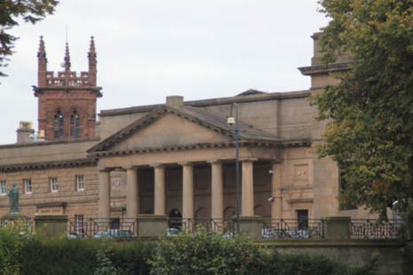 Photograph of Chester Crown Court