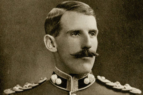 Capt William Miles Kington DSO (Copyright Winchester College), All rights reserved