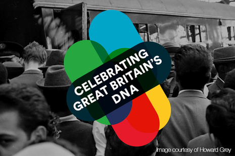 Celebrating Great Britains DNA