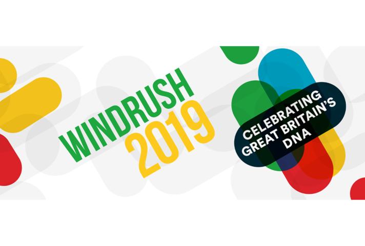 Windrush 2019 logo