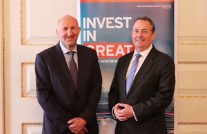 Liam Fox: Qatar is 'natural' trade partner for the UK