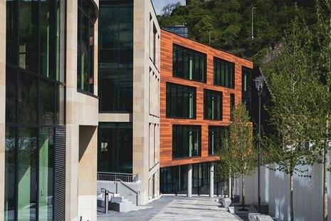 New UK Government Hub in Edinburgh