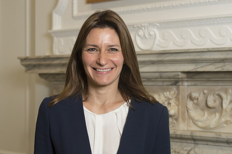 Solicitor General Lucy Frazer QC MP