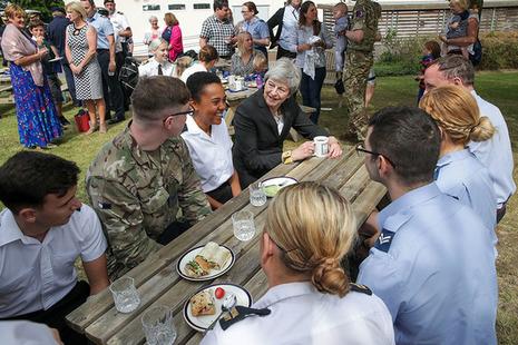 PM visits Northwood