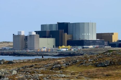 Wylfa Site is on Anglesey