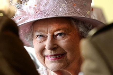 Her Majesty Queen Elizabeth II (photo credit: Crown Copyright / MoD