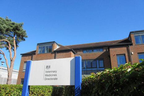 Veterinary Medicines Directorate - GOV UK