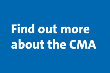 Find out more about the CMA