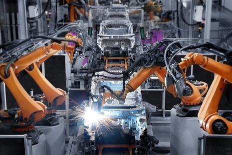 Car manufacturing line