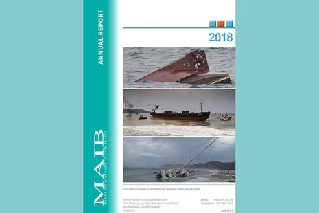 MAIB Annual Report 2018