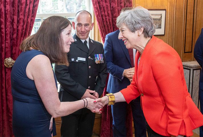 Police bravery awards