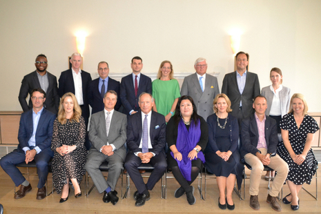Members of the Global Resource Initiative taskforce