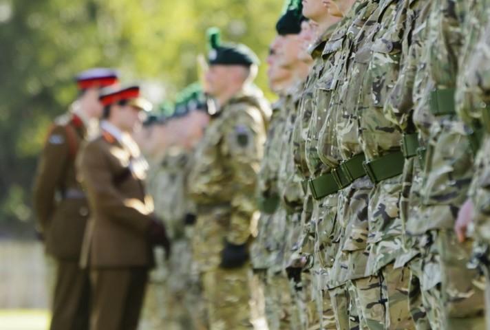 Military Senior Officer