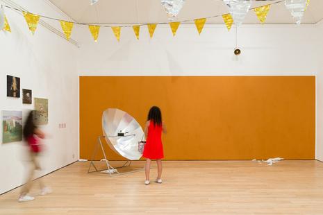 Mine ochre features in international Cornish art exhibition