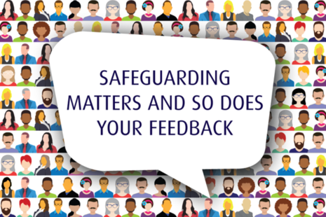 Safeguarding survey illustration
