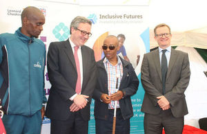 Programme to support Kenyans living with disabilties