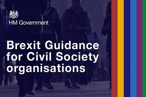 Brexit guidance for civil society organisations