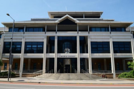 Photograph of Kingston Crown Court building