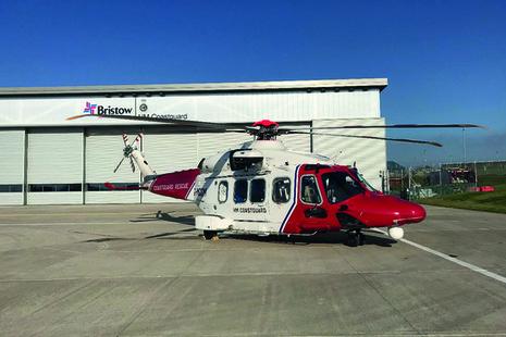 AAIB report: Agusta Westland AW189, G-MCGR