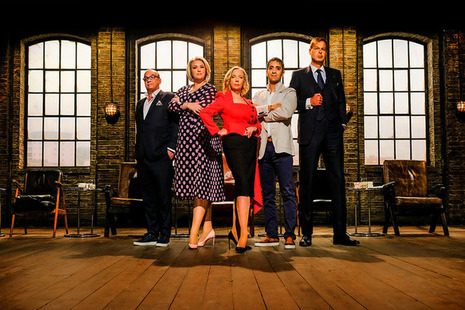 Dragons' Den Series 17