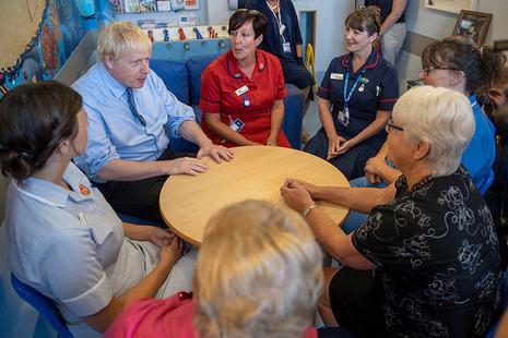 PM hospital visit